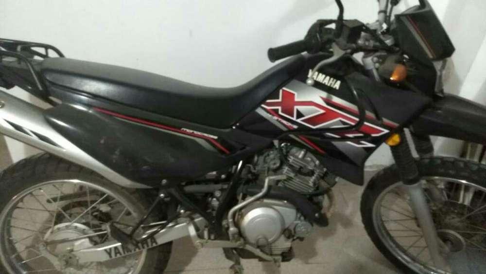 Yamaha Xtz 125 Impecable con 12500 Km