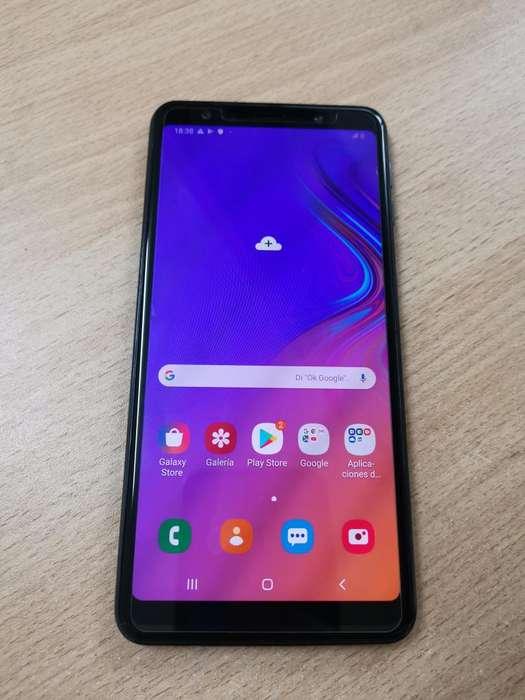 VENDO Samsung A7 2018 LIBRE IMPECABLE