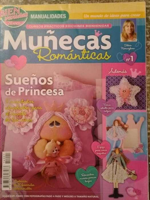 Muñecas Románticas N1