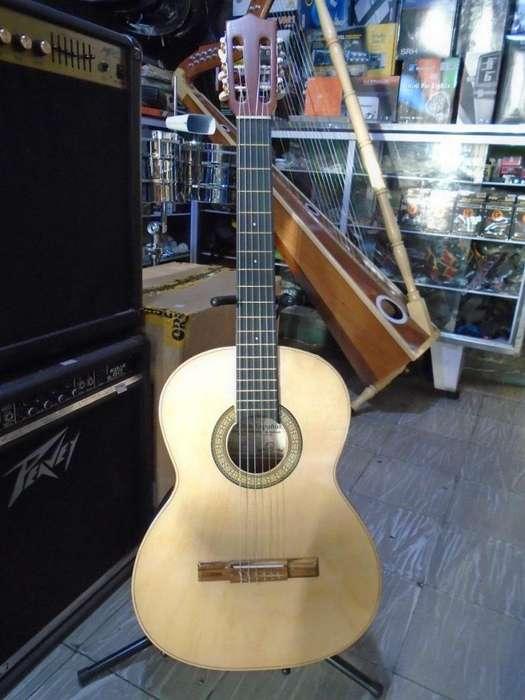 Guitarra Acustica La Gran Española Economica