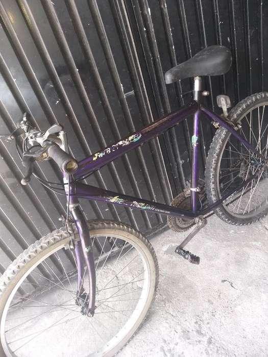 Vendo Linda Bicicleta Rin 26