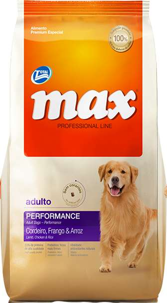 MAX PROFESSIONAL Performance Adultos Pollo y Arroz 20 KG