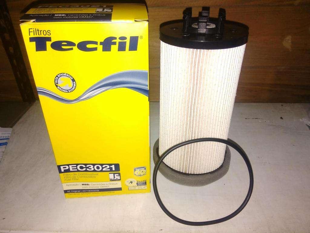 Filtro De Gasoil Tecfil Pec3021 mann Pu 999/1x Para Mb