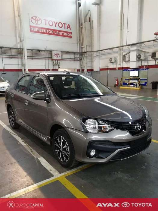 <strong>toyota</strong> Etios 2018 - 0 km