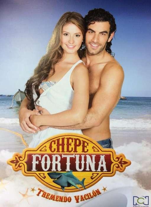 Chepe Fortuna (2010-2011) Serie completa en 9 discos DVD-R, en Alta Calidad.