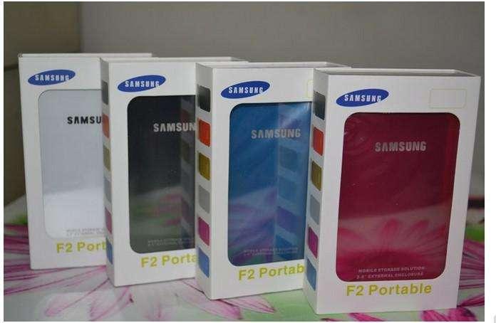 Caja externa 3.0 portable usb Samsung