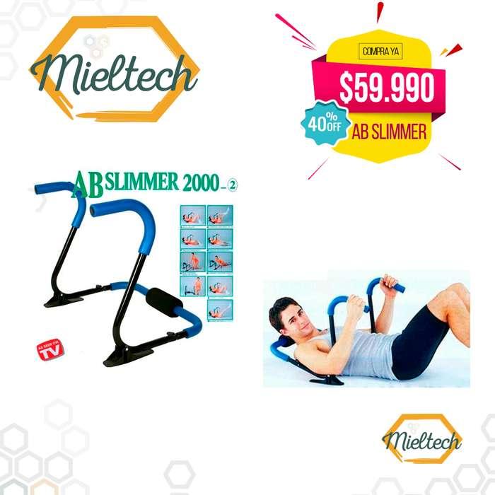 Ab Slimmer 2000 maquina para abdominales ejercicio