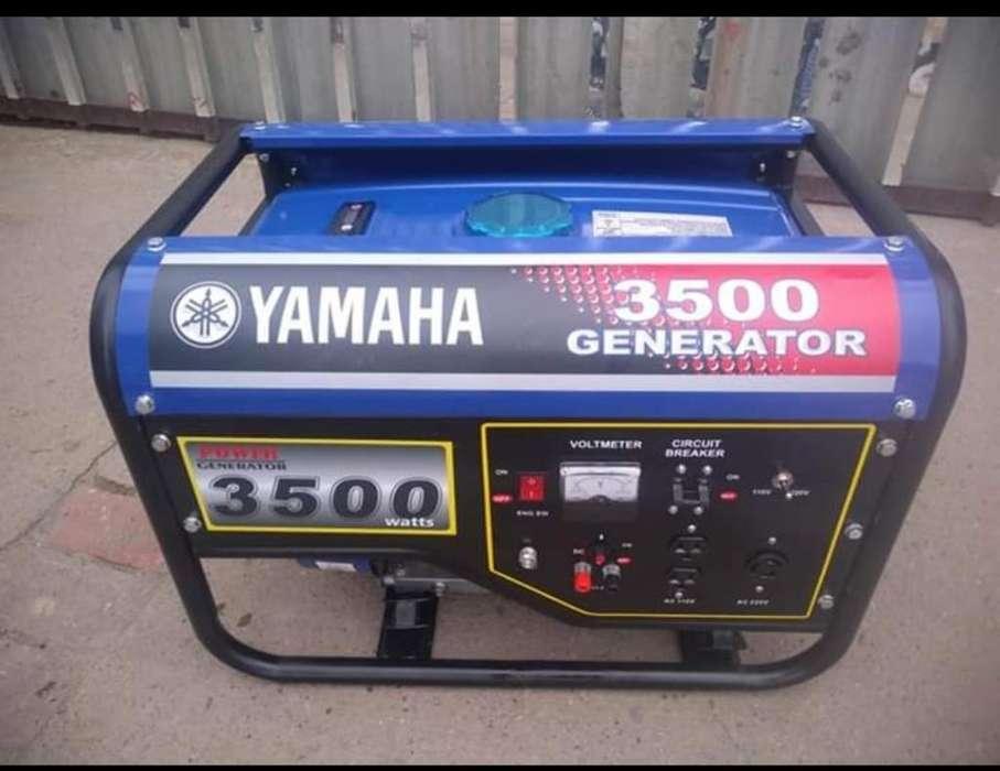 Planta Yamaha 3.500w