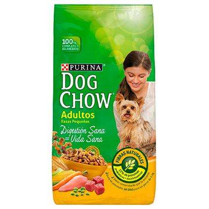 DogChow Adultos razas pequeñas 17kg