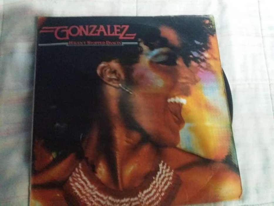 Vinilo Gonzales