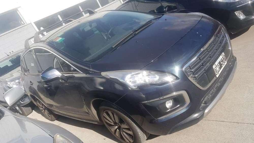Peugeot 3008 2014 - 100000 km