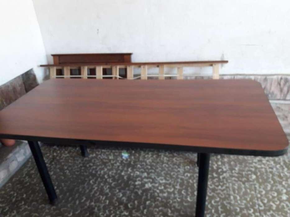 Mesa para <strong>comedor</strong> melamina
