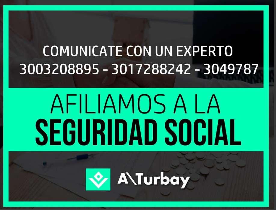 Empresa legal 3003208895 Afiliacion eps sin pension. Afiliacion salud y ARL Haga su afiliacion a Seguridad Social