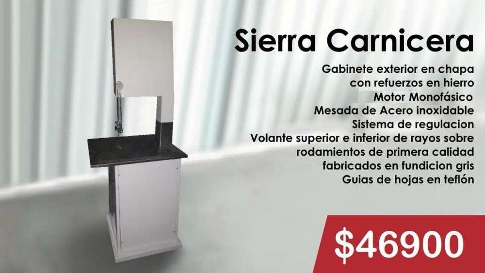 SIERRA CARNICERA
