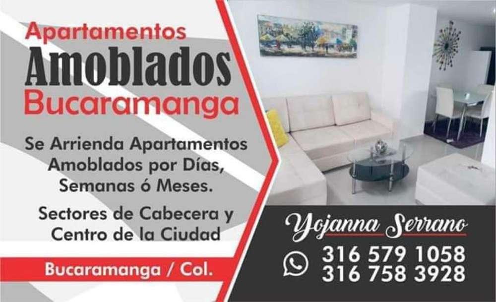 Apartamentos Amoblados Bucaramanga