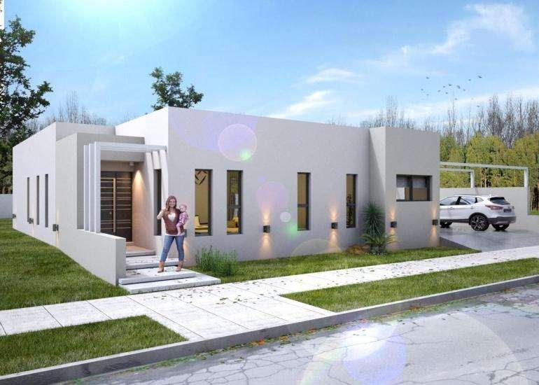 Vendo Casa 2 Dormitorios en General Fernandez Oro Los Sauces