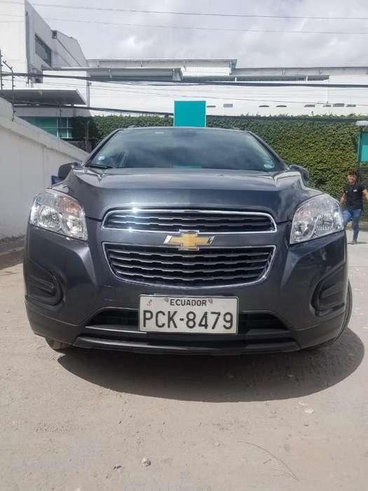 Chevrolet Tracker 2014 - 0 km