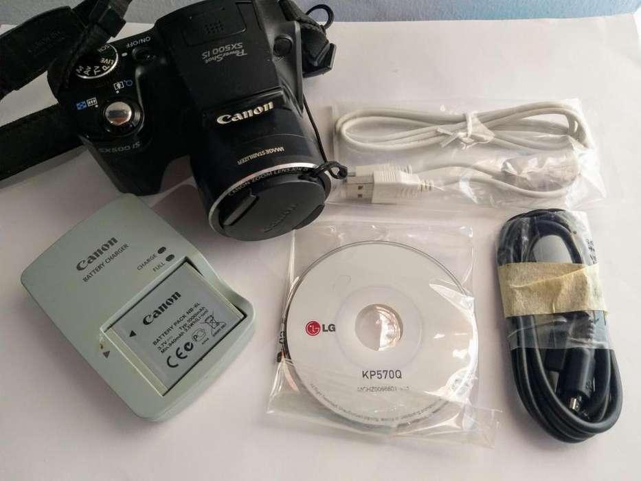 Camara digital CANON POWERSHOT SX500 IS