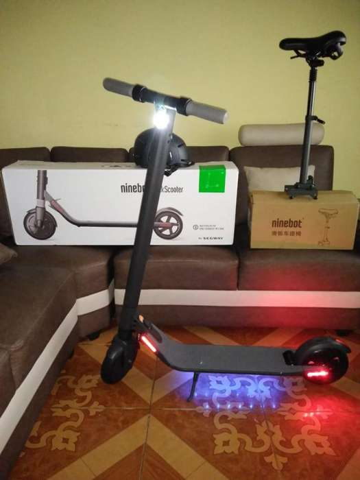 Scooter elctrico Ninebot Es2 by seway