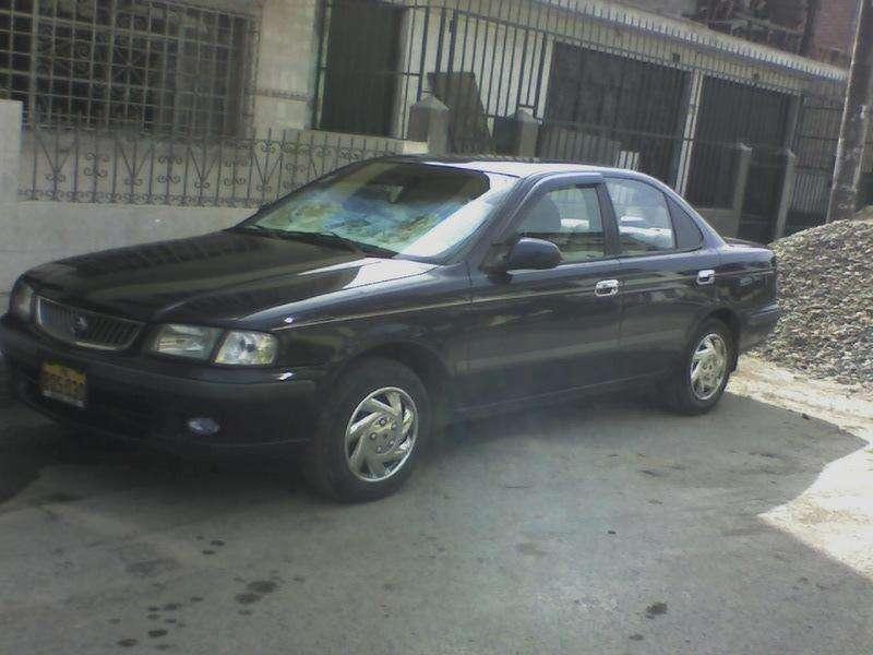 Nissan Sunny  2001 - 200000 km
