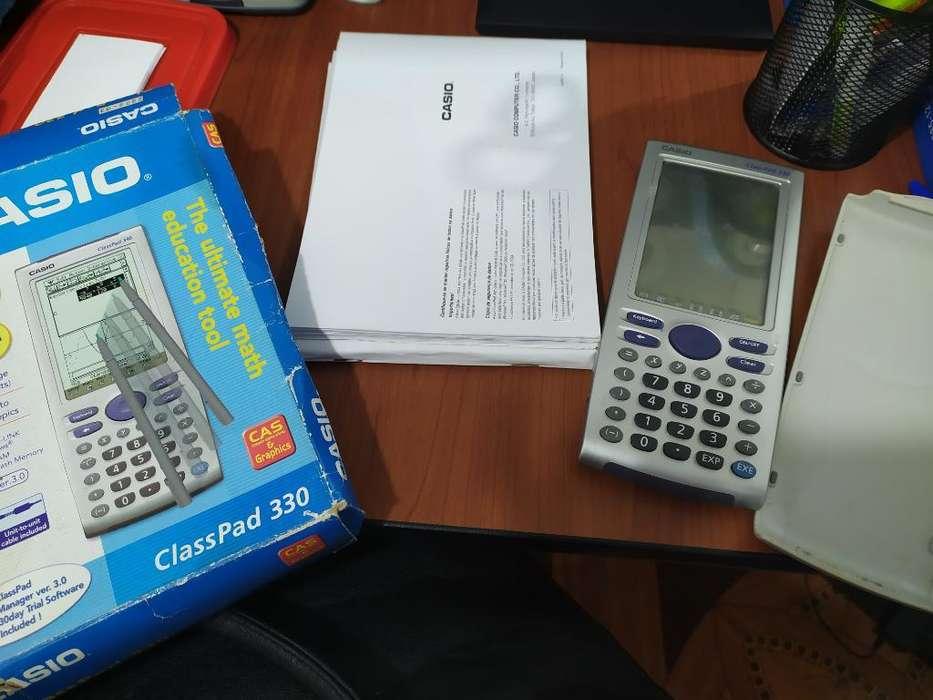 <strong>calculadora</strong> Cassio Classpad 330