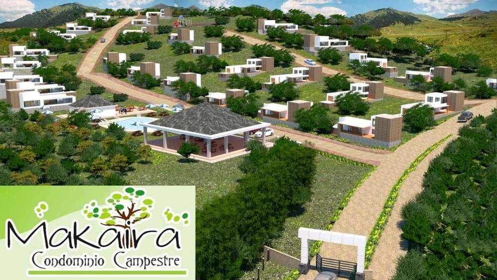 Condominio Campestre Makaira En Barbosa Santander
