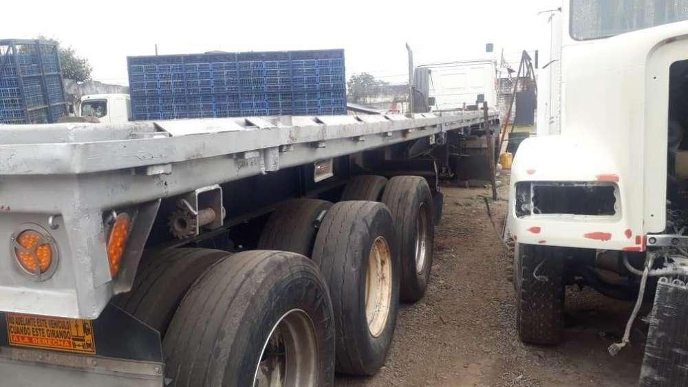 cabezal trailer plataforma