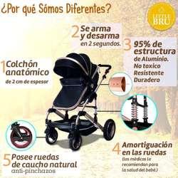 Coche de bebes Europeo, exclusivos y únicos en el PERU , tendencia 2020