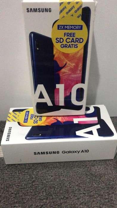 Samsung A10 32 Gb Al Mejor Precio Garantizado