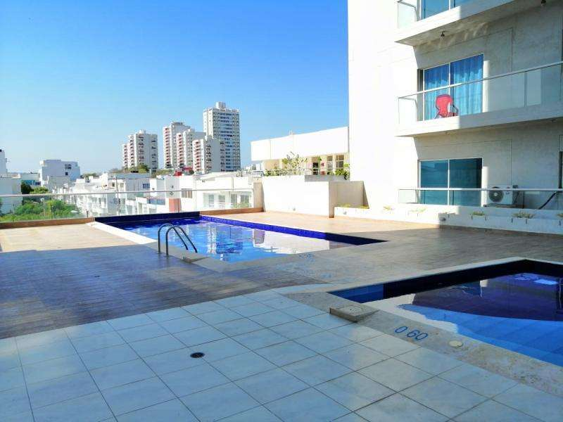 Cod. ABARE79229 Apartamento En Arriendo En Cartagena Recreo