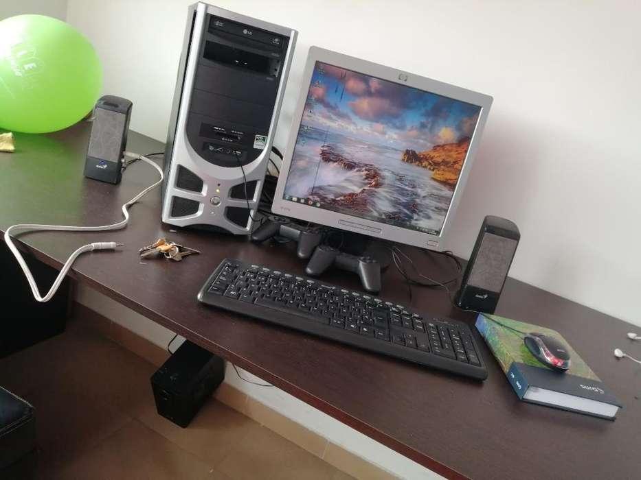 Computador de Mesa Bafles Y Buffer