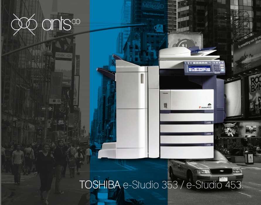 Ants Co - Toshiba 353 / 453 - Para repuestos