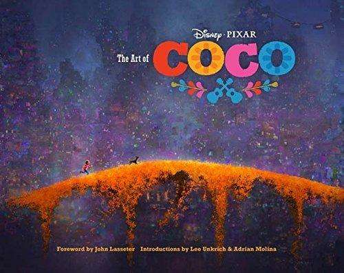 El libro de El arte de COCO Nuevo, sellado