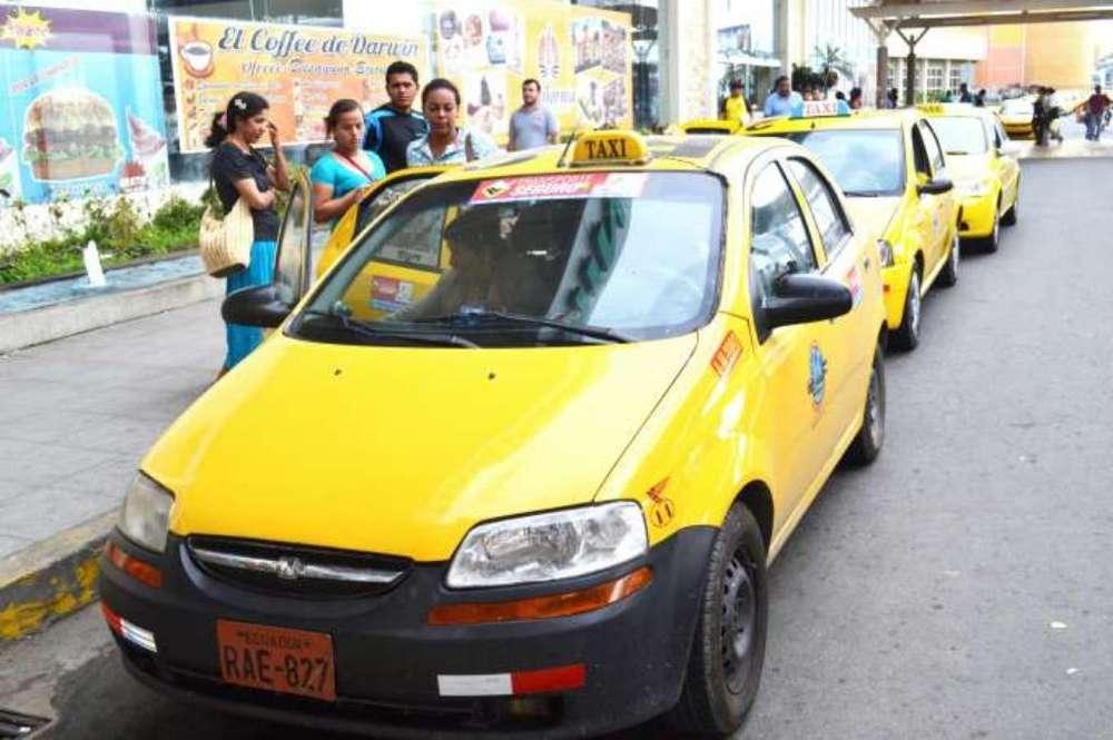 Vendo Puesto de Taxi