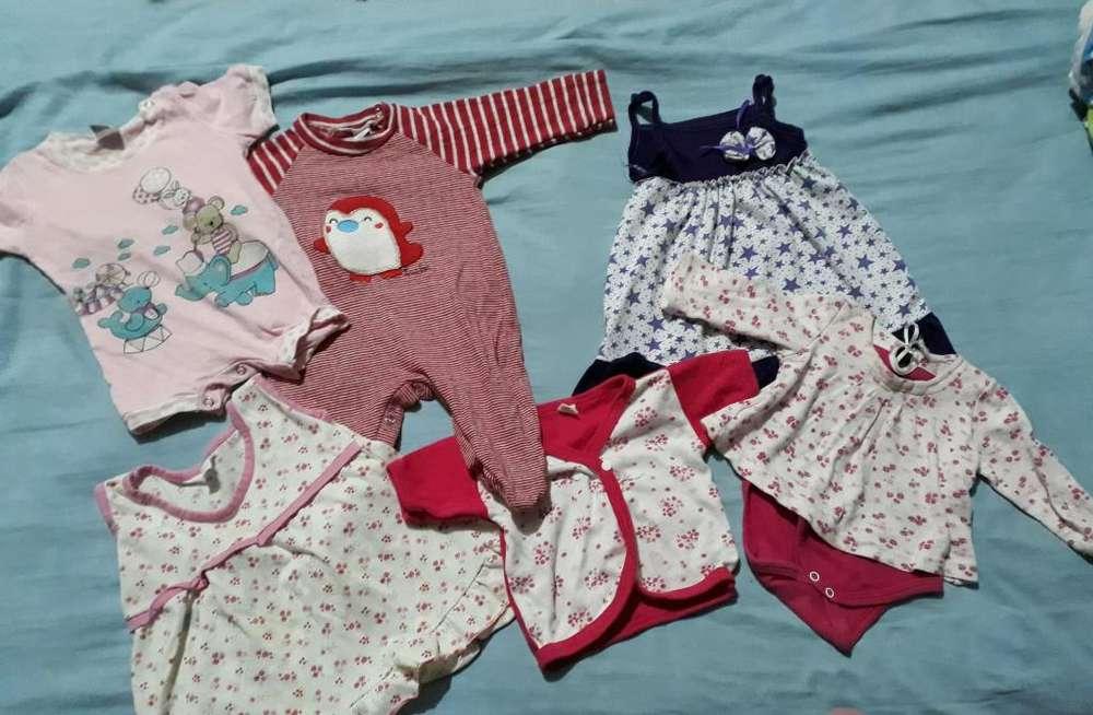 Bolson de <strong>ropa</strong> para beba
