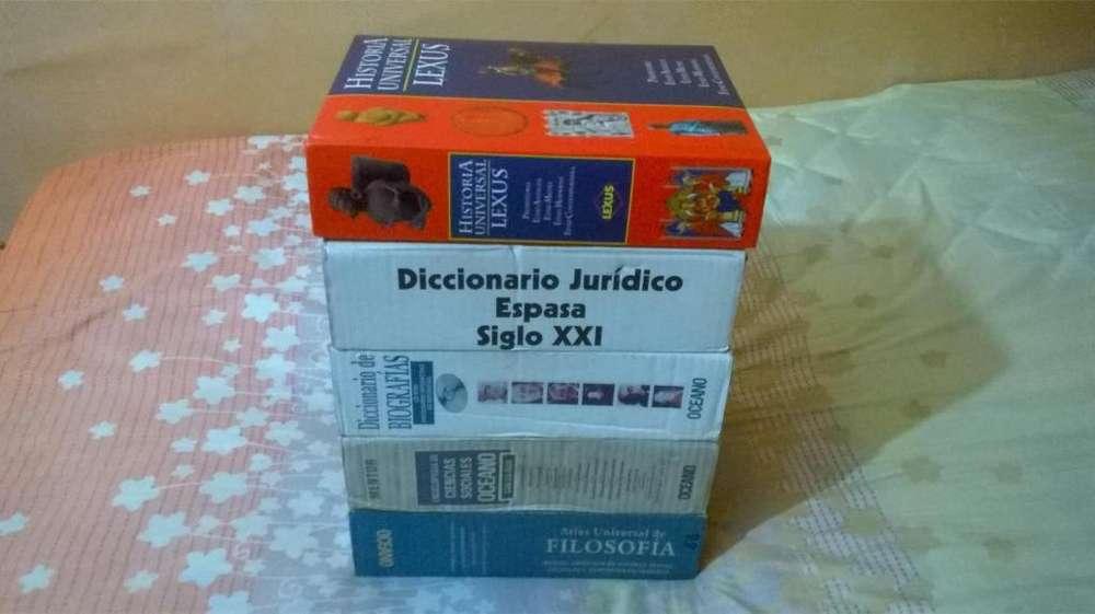 5 Grandes Enciclopedias Nuevas