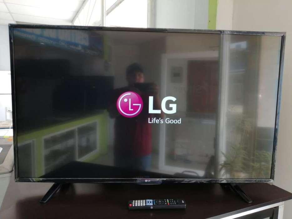 Tv Lg Smarth 49'