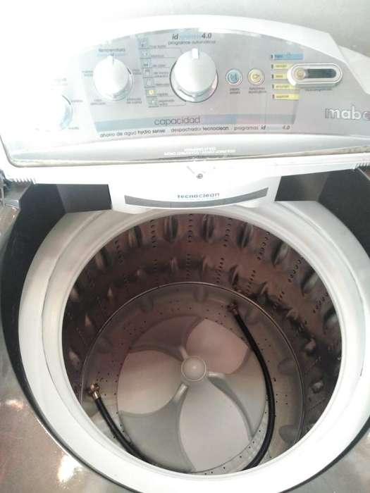 Lavadora Marca Mabe de 40 Libras Garanti
