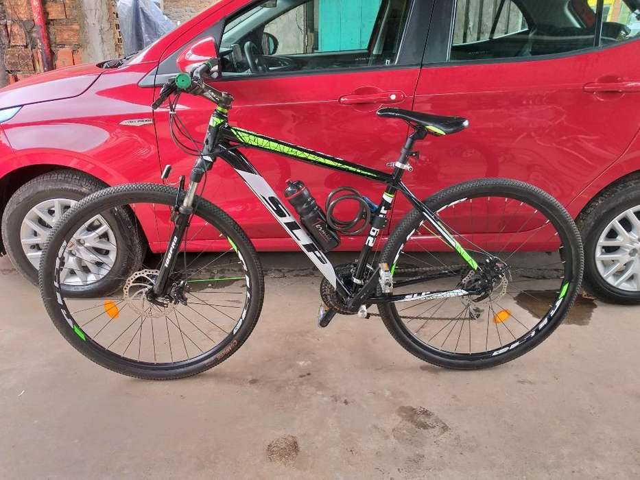 Vendo Bici Slp Rodado 29 Cuandro L m