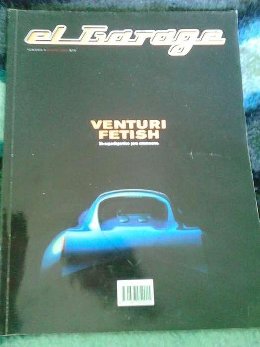 Revistas El Garage