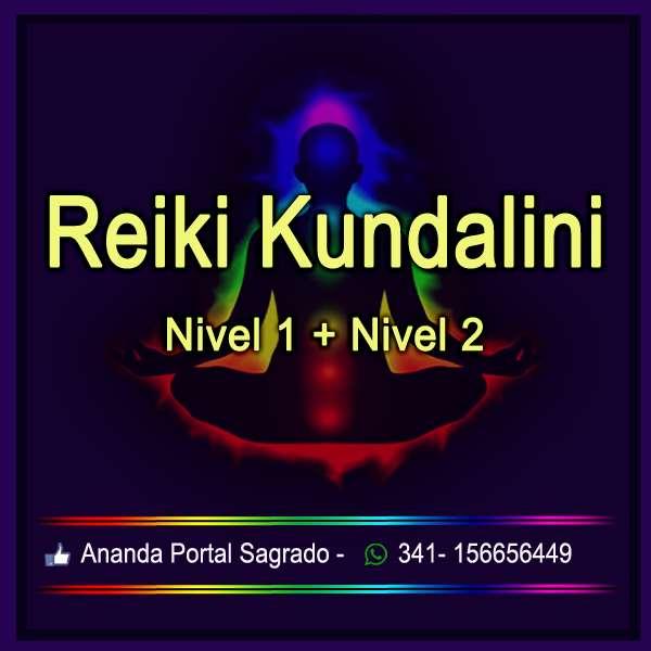 Curso Reiki kundalini a distancia Argentina