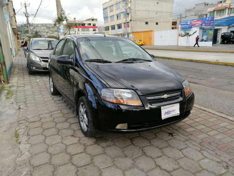 Chevrolet Aveo 2009 - 125000 km