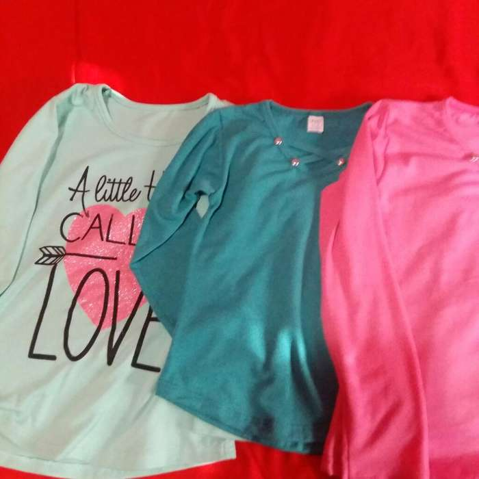 Camisetas Nena