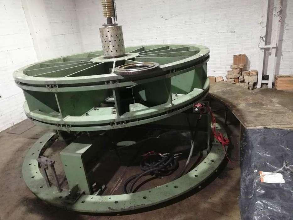 conjunto para armar maquina rotativa tornillo piston