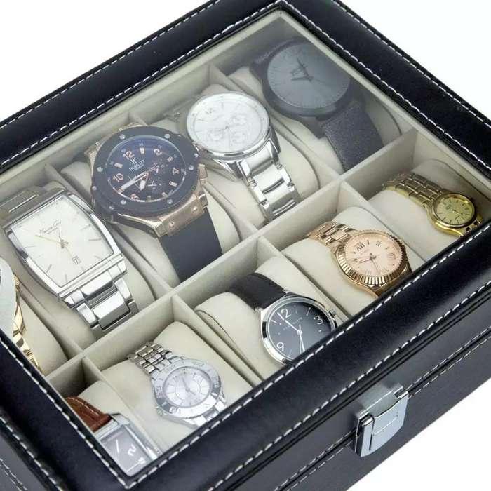 Ordenador de Relojes