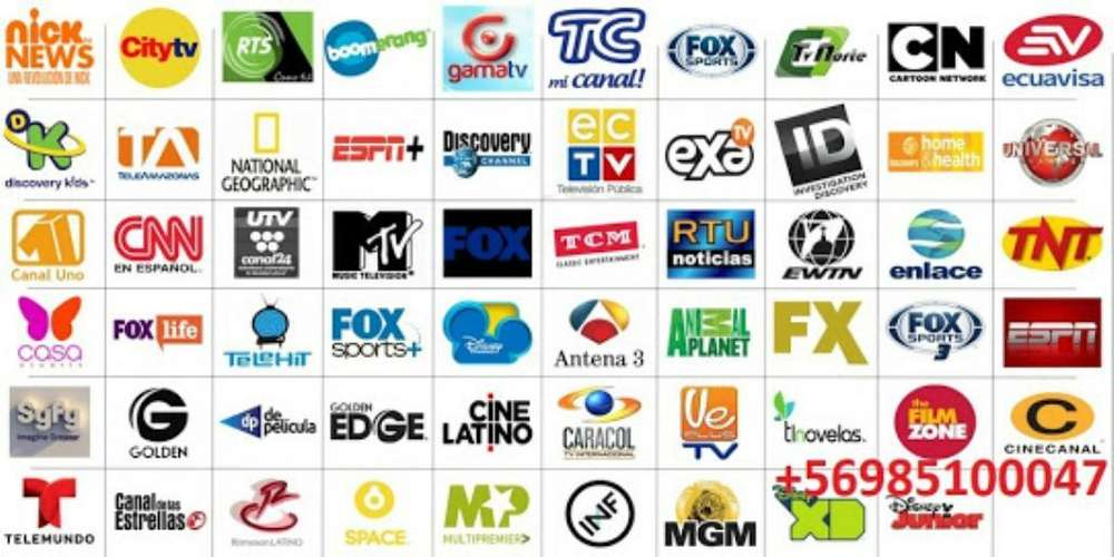 Tv Cable Satelital 40.0 Y 50.0 Solesx1tv