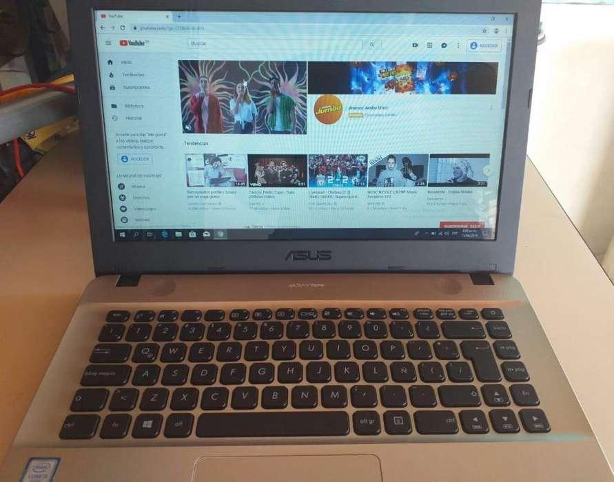vendo portatil ASUS X441U