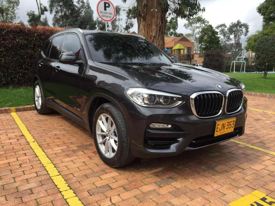 BMW X3 2018 - 22000 km