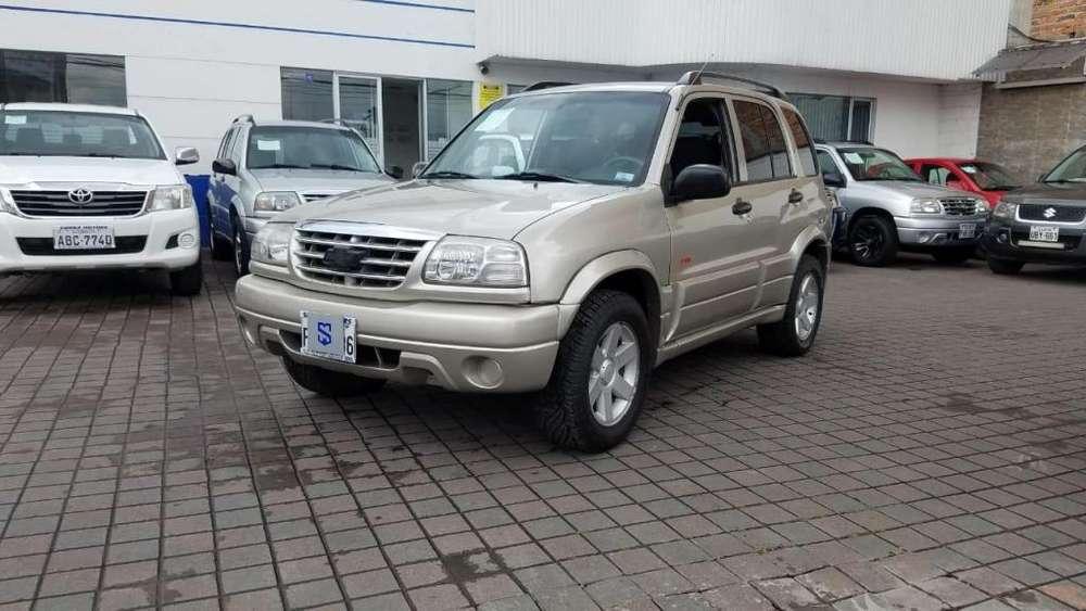 Chevrolet Grand Vitara 2007 - 182 km