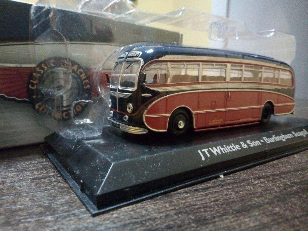 Autobuses para coleccionar